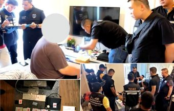 Porn web preying on Thai women in Bangkok. Arrest of the fiend at the heart of the blackmail and deceit
