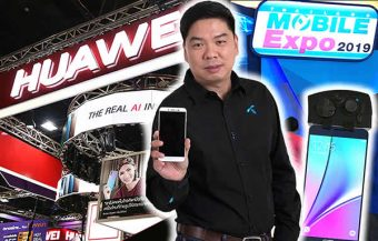 Thai smartphone users ditching Chinese firm Huawei as US China trade war opens up in tech arena