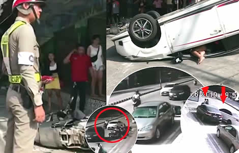 thai-woman-boyfriend-motorbike-car-women-songkhla-lethal-weapon