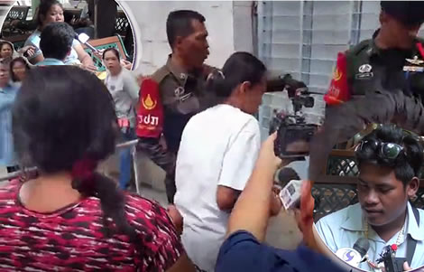 nanny-2-year-old-boy-samut-prakan-police-charges-mother-father-doctors