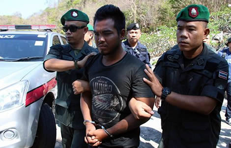 Thai man sentenced to death for the Ko Si Chang murder of German woman Miriam Beelte in April