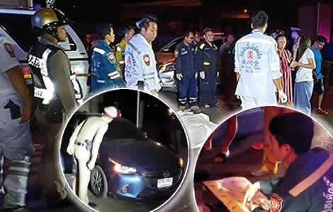 thai-man-kills-himself-motorway-road-thai-girlfriend-car-police-pudis-chaowarin