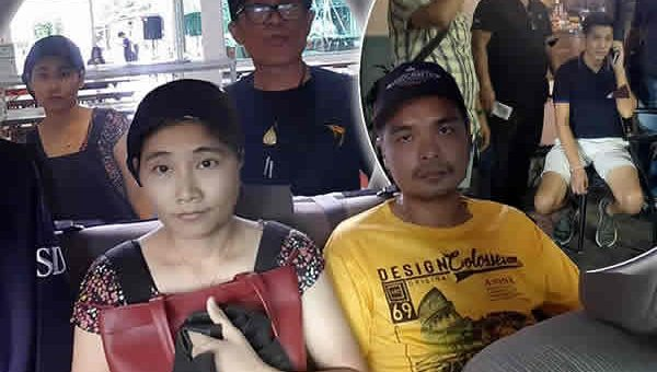 Husband and wife arrested in Chiang Mai for fraud over crazy car finance offer that went wrong