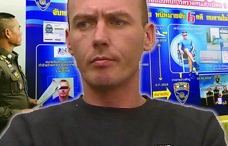 thai-police-bangkok-jonathan-turley-northern-ireland-irishman-dangerous-offender