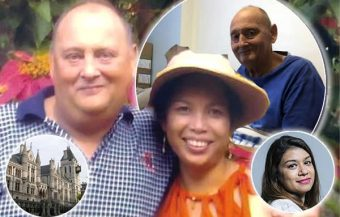 UK Home Office arrest UK man's Thai wife after he fell ill and could not return to Thailand with her