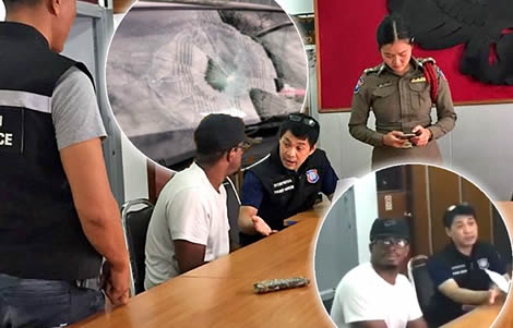 american-jesse-edward-lee-chiang-mai-cars-criminal-damage-thai-police