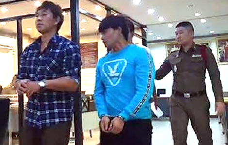 bangkok-police-arrest-migrant-workers-myanmar-murder-chinese-businessman-mr-chen-restaurant