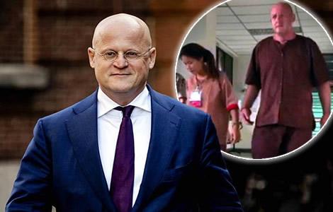 dutch-justice-minister-ferd-grapperhaus-thailand-johan-van-laarhoven-thai-prison-legal-case