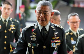 Poll: Public shaken by bombings as army boss says government targeted, warns of fake news threat