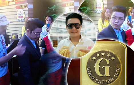 Gold company director in Bangkok arrested by police on