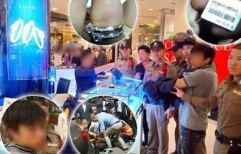 22-year-old Satun man arrested in Korat after attempting to rob two diamond rings for true love