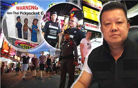 thai-tourist-police-bangkok-chinese-pickpockets-khao-san-road-area-backpackers