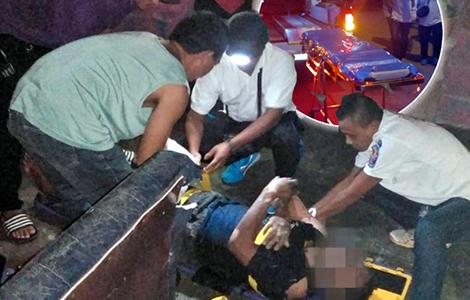 thai-wife-fire-husband-karaoke-bar-staff-friends-police-nakhon-si-thammarat