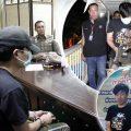 Thai man breaks down as he tells Pattaya police he killed his girlfriend because he loved her too much