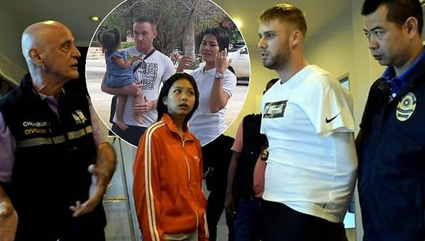 UK drug dealers living it up in Thailand to be deported back to the UK after arrests in Pattaya