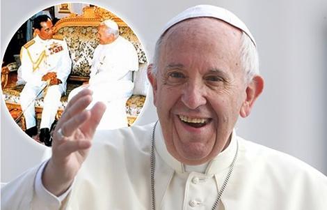 visit-pope-francis-thailand-expected-trip-john-paul-II-1984