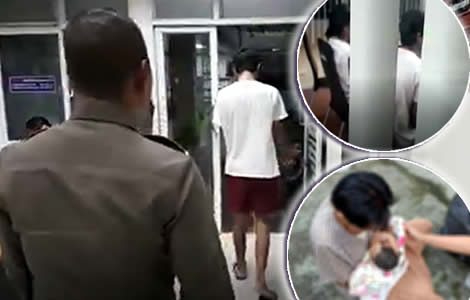 young-thai-woman-infant-baby-found-murder-police-pak-kret-apartment