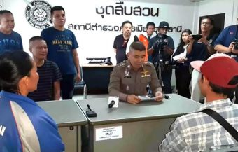 Rogue son fakes kidnapping in northern Thailand but loving parents simply want him at home
