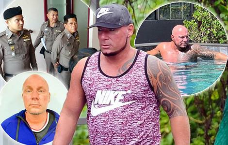 norwegian-roger-bullman-phuket-police-manhunt-arrest-court-warrant-bail