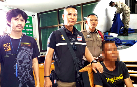 thai-man-police-robbery-wants-home-pattaya-prison-prisoners-thailand-food-friends-life-inside