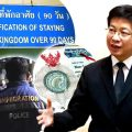 Exemptions on T28 reporting for visas linked to foreigners working in Thailand in effect now