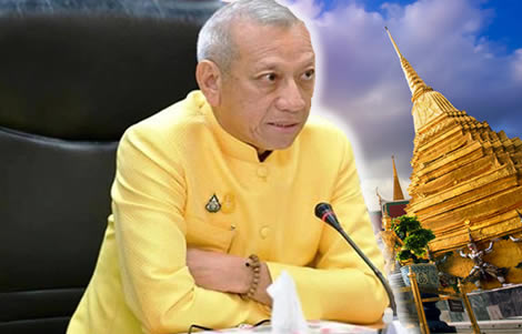 tourism-minister predicts-record-tourist-year-for-inductry-thailand-40-million