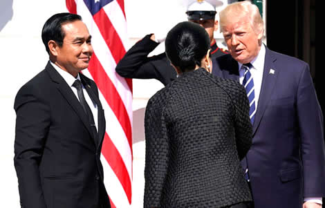 us-president-trump-visit-thailand-bangkok-united-nations-new-york-thai-pm-trade