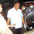 Drunken man killed by his wife in Northern Thailand after a heated row following a party at home