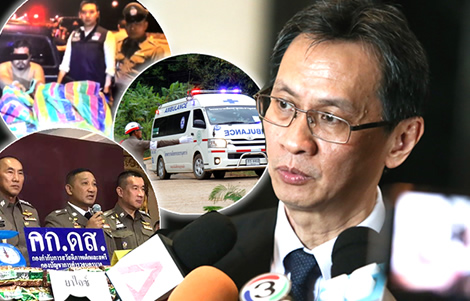 drug-dealers-ambulances-drugs-police-local-man-arrest-suphan-buri-truck-methamphetamine