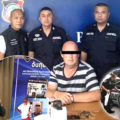 Dutch national identified from CCTV using police biometric system after Ko Tao theft and arrested