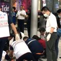 Finn becomes the 10th person to take his life after jump on Saturday at Suvarnabhumi Airport
