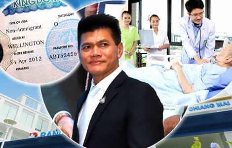 foreigners-insurance-visa-requirements-over-50s-thai-deputy-public-health-minister-sathit-pitutecha
