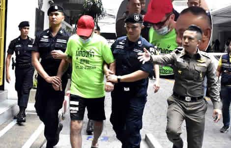 german-man-richard-stanislaus-kruger-thai-police-body-canal-elderly-woman-margund-shaefer-girlfriend