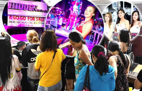 go-go-dancers-pattaya-police-complaint-unpaid-wages-bar-foreign-owner-hidden