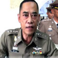 Death of Pattaya's police chief from a sudden heart attack on Friday en route to Bangkok for meeting