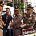 Pattaya police break up a drugs network operating in four provinces with a haul worth ฿100 million