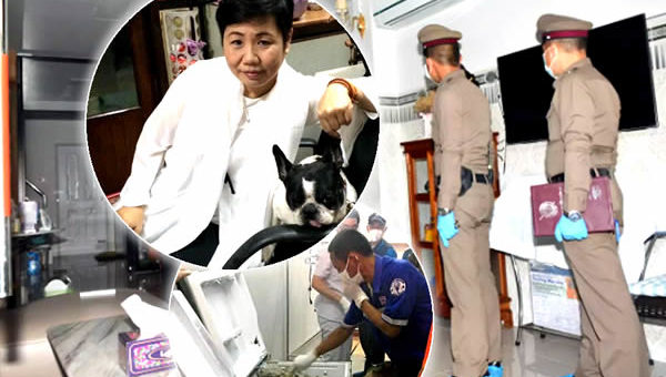Wealthy Thai woman believed murdered in Chiang Mai after grisly find by police on Sunday