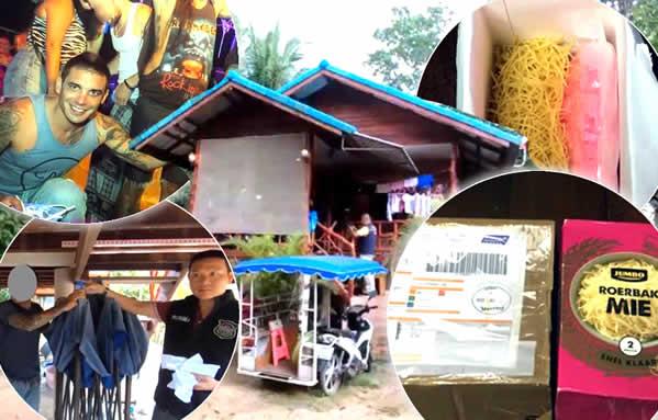 Koh prostitutes phangan in BIG TROUBLE