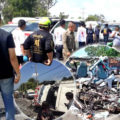 Another passenger van crash leaves seven dead, four seriously injured on Thailand's chaotic roads