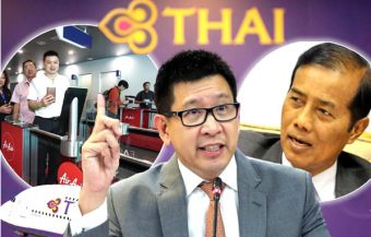 Deputy Transport Minister calls talks with Thai Airways, seeks new business plan in 3 months