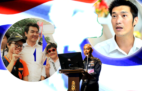 thai-army-general-leader-speech-opposition-goverment-thailand-political-future