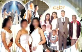 The great big Thai wedding that went all wrong for the bride now talking divorce and facing debt