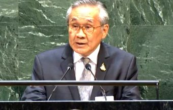 Thailand's Foreign Minister warns of the dangers of rising xenophobic populism in the world
