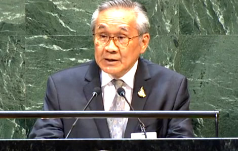 thai-foreign-minister-UN-populism-world-trade-global-economy-RECP-talks-thailand