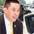 GPS policing to be studied for all cars and motorbikes in Thailand to curb road accidents, deaths and carnage