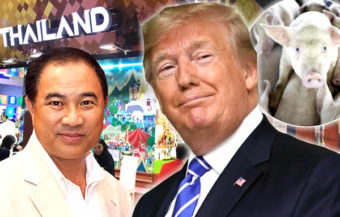 US suspension of Thai preferential trade partner status part of Trump's ongoing trade war