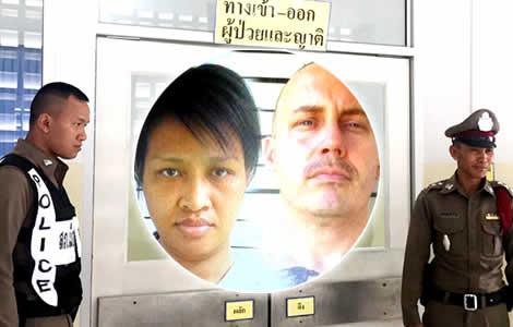 american-bart-allen-helmus-sa-kaeo-hospital-thai-court police-mr-noi-drug-dealer