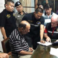 American arrested by police task force in Chiang Mai on a warrant related to public indecency