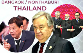 UN Secretary-General warns of a fractured world at the ASEAN summit over US-China rift