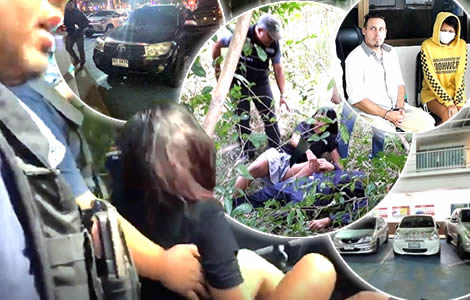 bart-allen-helmus-dead-american-inmate-prison-escape-thai-wife-police-sa-kaeo-gun-drug-dealer